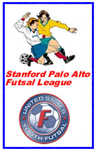 Stanford Palo Alto Futsal League Logo