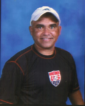 US Futsal National Coach Vava Marques